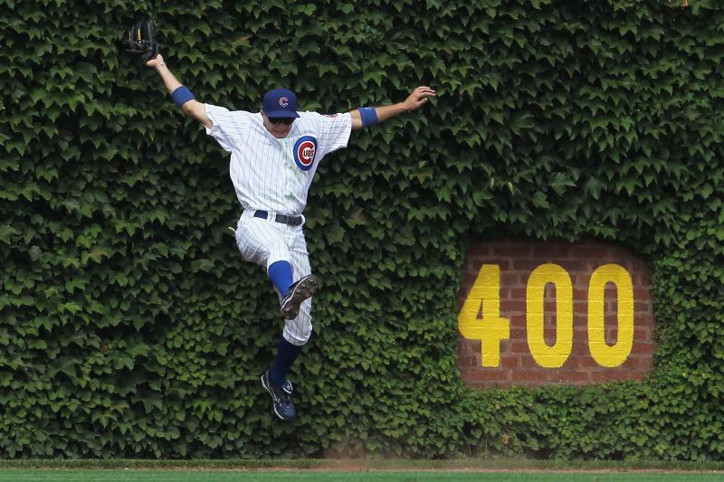 299424b71bf Chicago Celebrates A Century Of Baseball At Wrigley Field