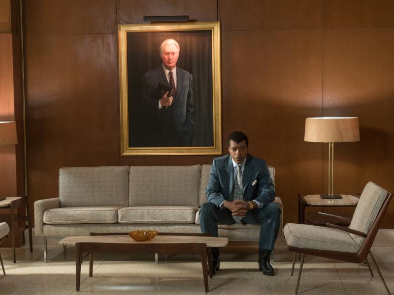 Chiwetel Ejiofor plays Carlton Pearson in Come Sunday.