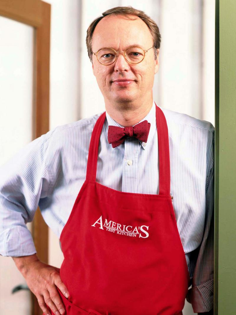 America S Test Kitchen Podcast Host