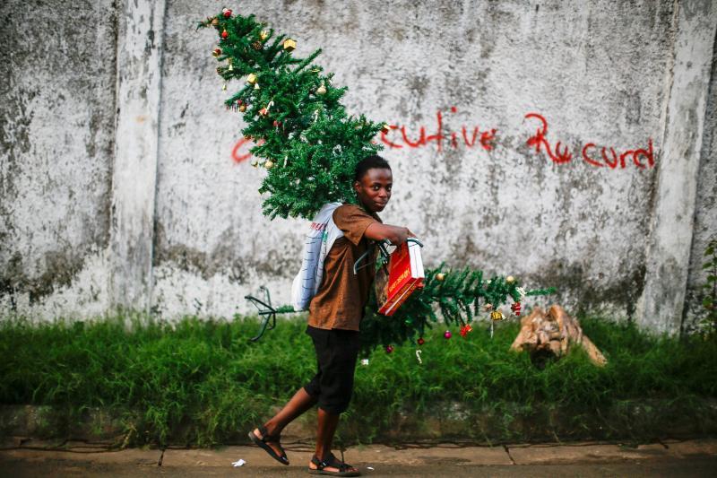 Christmas In Liberia Ebola Fears No Snow Holiday Spirit 88 5 Wfdd