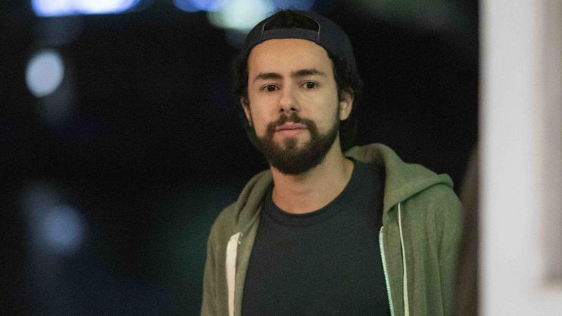 """Ramy Youssef is the co-creator and star of the semi-autobiographical Hulu series Ramy. """"From the onset ... we really wanted to challenge our main character,"""" he says."""