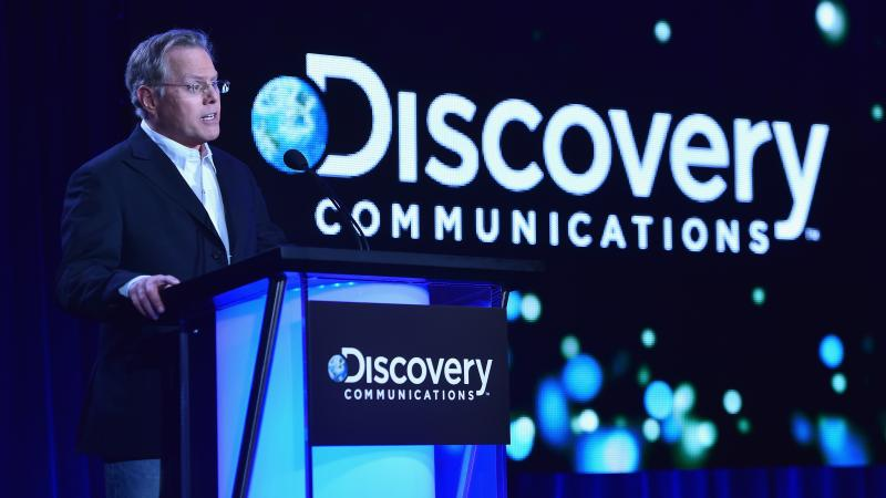 Discovery Communications CEO David Zaslav earned $156 million last year — nearly 2,000 times more than the median Discovery worker.