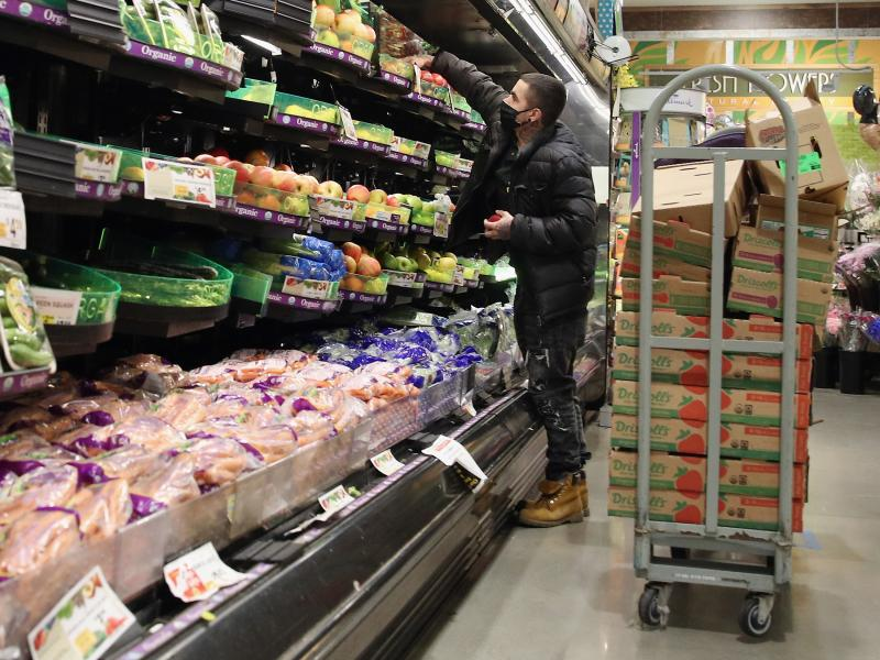 Consumer Prices Jumped. Should You Worry? That's Sparking A Heated Debate