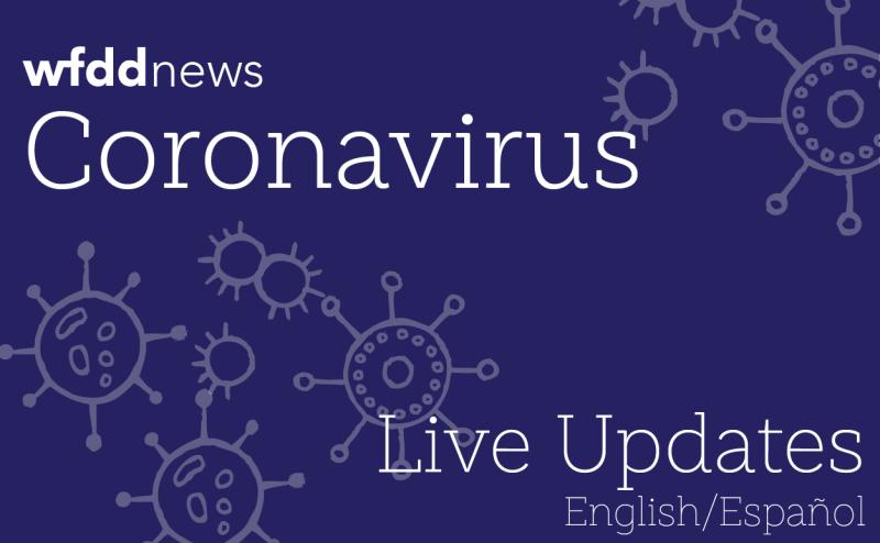 Live Updates Coronavirus In North Carolina 88 5 Wfdd