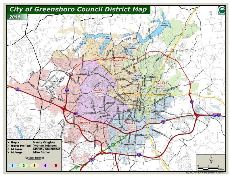 Greensboro Council To Discuss Plans To Oppose New Law 885 WFDD