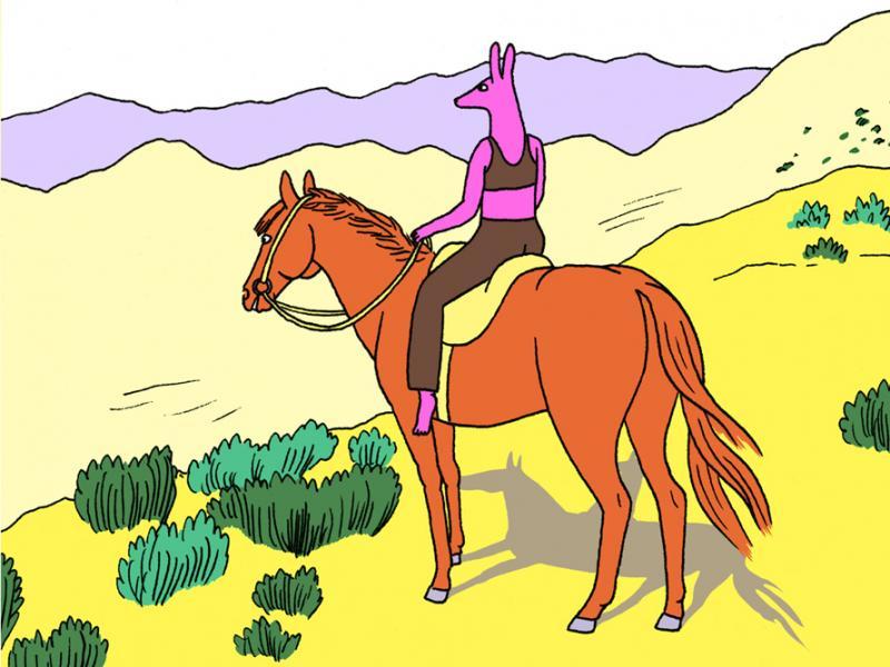 Coyote Doggirl Is A Childlike Western With Hidden Depths 885 Wfdd