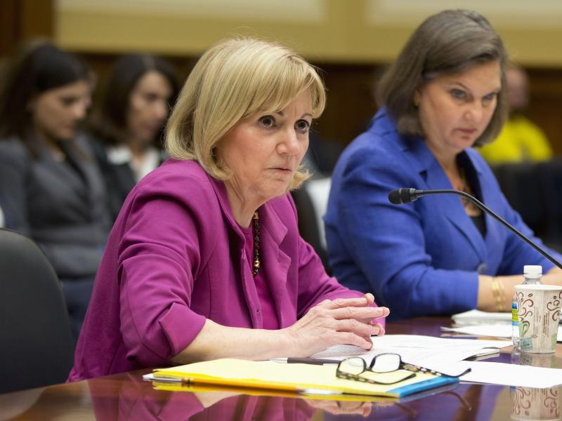 Former Ambassador to Egypt Anne Patterson's nomination for a top Pentagon job was withdrawn following smear attacks published on alt-right websites loyal to Trump.