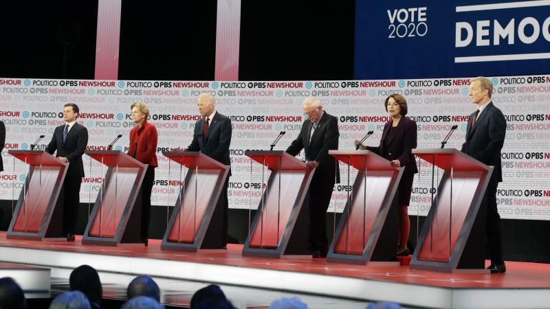 democratic debate - photo #13