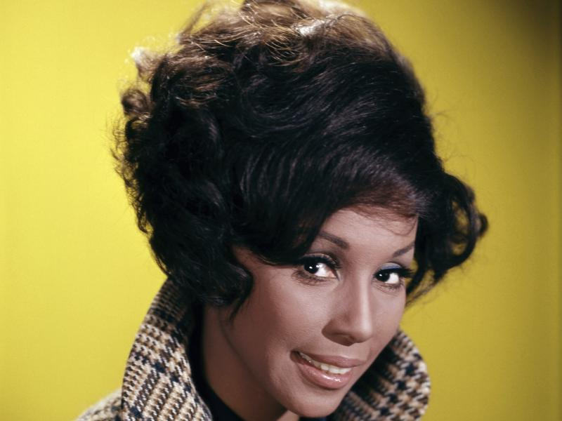 This 1972 file image shows singer and actress Diahann Carroll. Carroll passed away Friday at her home in Los Angeles after a long bout with cancer. She was 84.