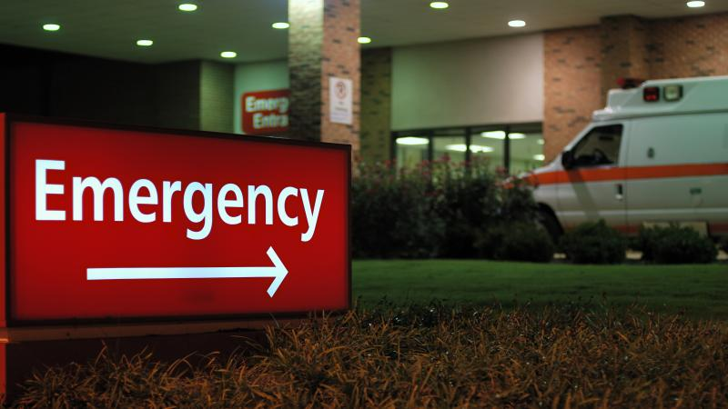 Some personal injury law firms now automatically target online ads at anyone who enters a nearby hospital's emergency room and has a cellphone. The ads may show up on multiple devices for more than a month.