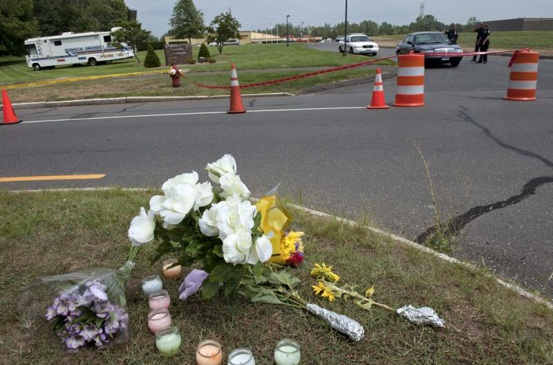 In 2010, Omar Thornton killed eight colleagues in Manchester, Conn., before killing himself. Private employers used to create their own rules about guns on their property. But over the past five years, many states have adopted laws that allow employees to
