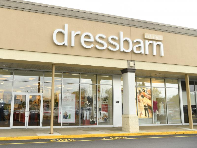 The Dressbarn in Nanuet, N.Y., is one of nearly 650 stores expected to close. A final shutdown date has not been announced.