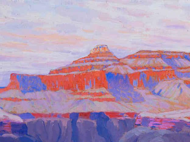 Escalante's Dream, by David Roberts