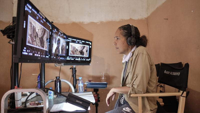 "Director Gina Prince-Bythewood says The Old Guard shows ""the opposite side of what we all envision immortality to be."""