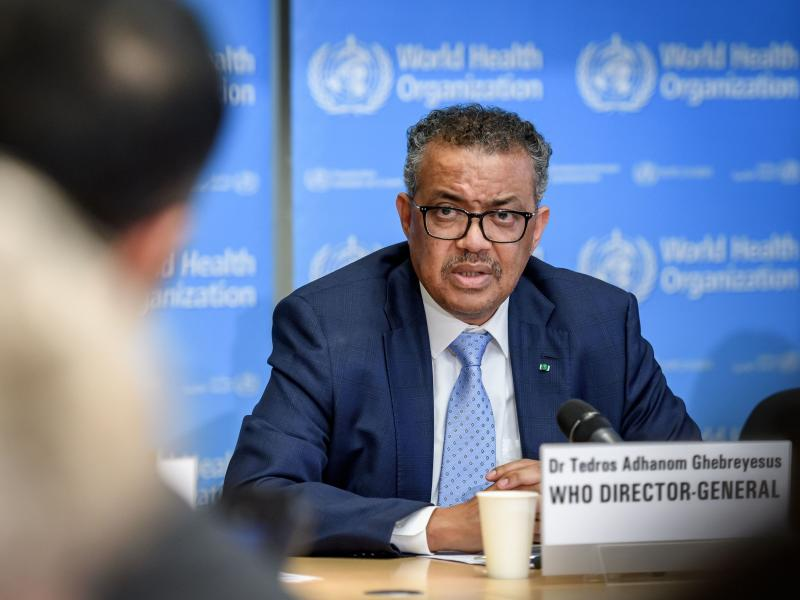 World Health Organization Director-General Tedros Adhanom Ghebreyesus was one of many global health leaders who spoke bluntly about the coronavirus pandemic at annual meetings that conclude on Tuesday. Discussing the lack of priority given to vaccines for