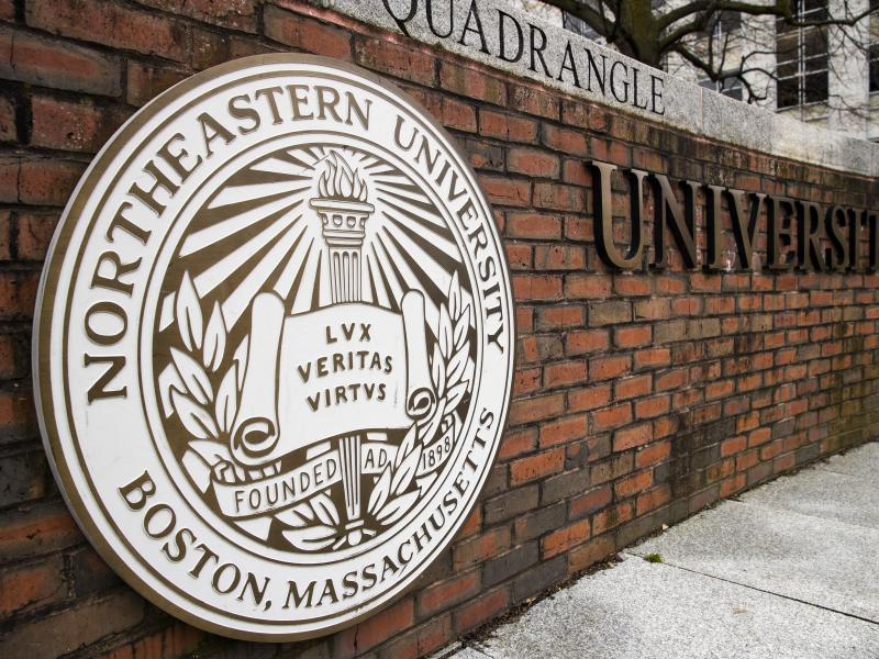 Steve Waithe, who worked as a track and field coach at Northeastern University from October 2018 to February 2019, was arrested Wednesday on charges of wire fraud and cyberstalking.