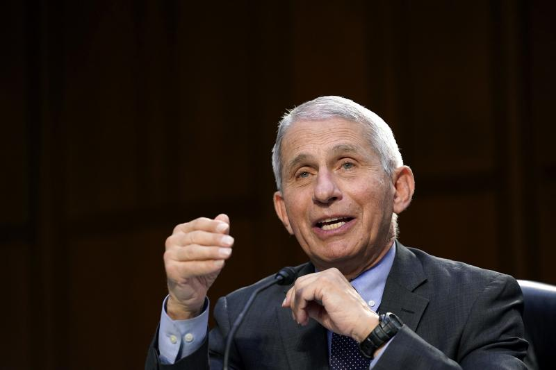 Dr. Anthony Fauci, director of the National Institute of Allergy and Infectious Diseases, warned on Tuesday of the danger from the Delta variant of the coronavirus. Among those not yet vaccinated, Delta may trigger serious illness in more people than othe