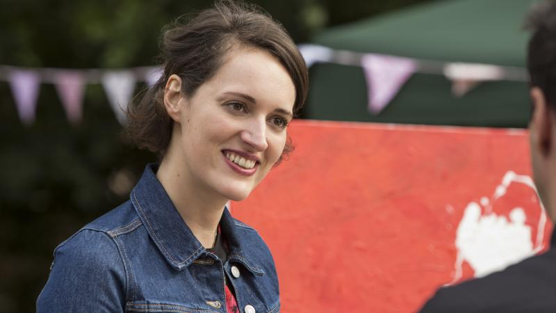 In Fleabag, the show's creator and writer Phoebe Waller-Bridge stars as a young Londoner struggling to make sense of sex, family and life itself.