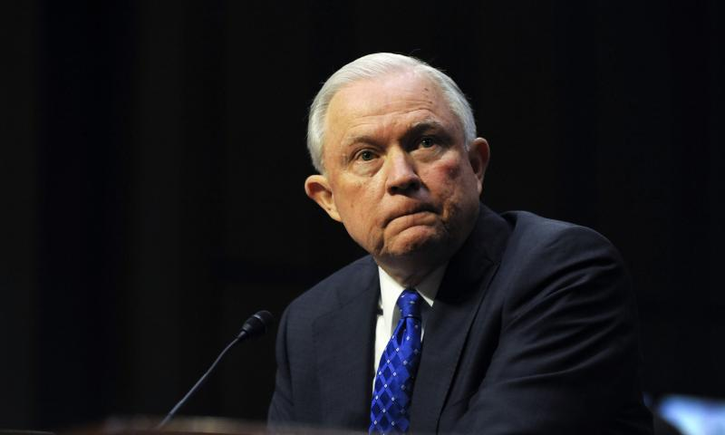 Attorney General Jeff Sessions is testifying before the House Judiciary Committee on Tuesday and is expected to get questions about his oversight of the Justice Department and Trump campaign contacts with Russiain 2016