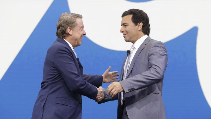 Ford Replaces Ceo Mark Fields In Management Shake Up 88