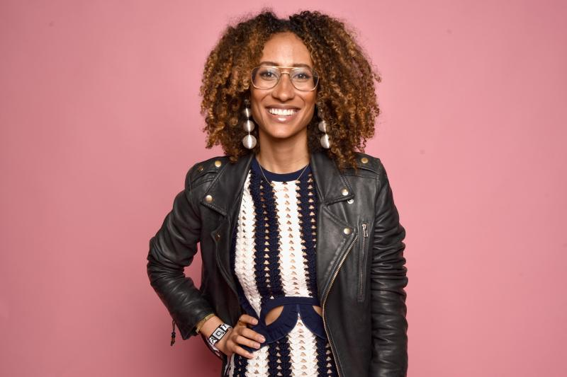 Former Teen Vogue Editor-In-Chief Elaine Welteroth, pictured here in 2017, has a new memoir out called More Than Enough.