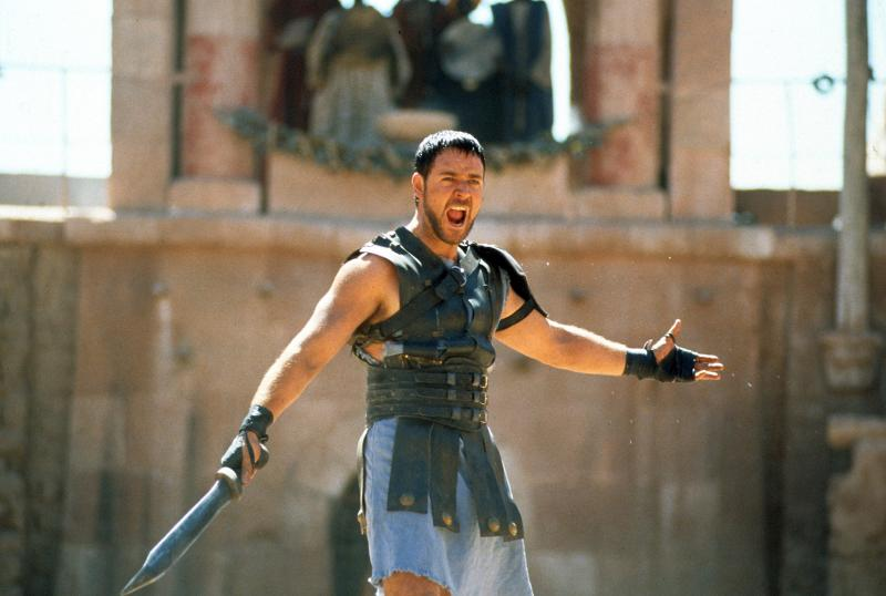 Historian Mary Beard says real gladiator competitions were probably not as brutal as the film Gladiator & From Gladiator Duels To Caesaru0027s Last Words: The Myths Of Ancient ...