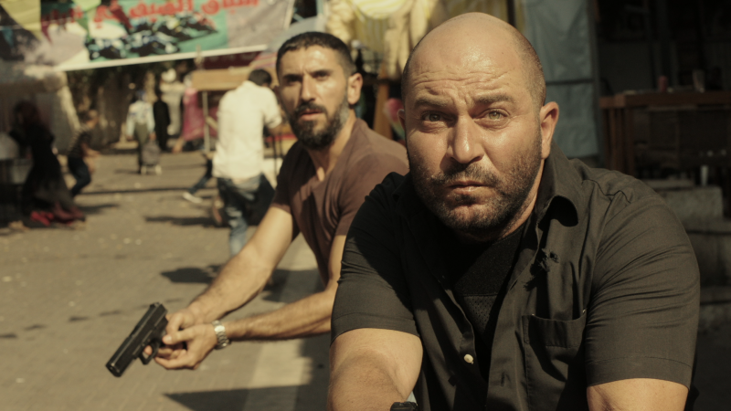 From Israel, A Hit TV Thriller Of War's Chaos — And Its Domestic