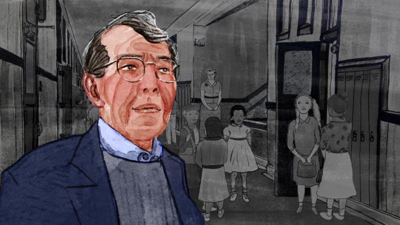 Jonathan Kozol remembers the students who changed his life back in 1965.