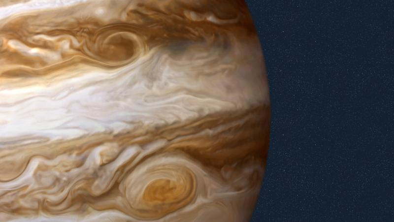 The planet Jupiter now has a total of 79 identified moons