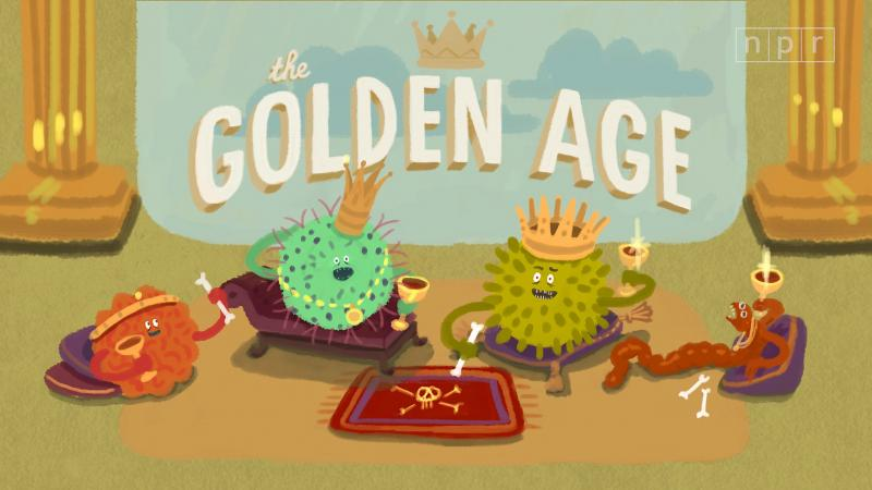 The Golden Age Of Germs