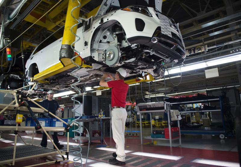 President Trump has continually called out China for its high tariffs and barriers to entry. But China isn't alone in zealously protecting its domestic auto market.