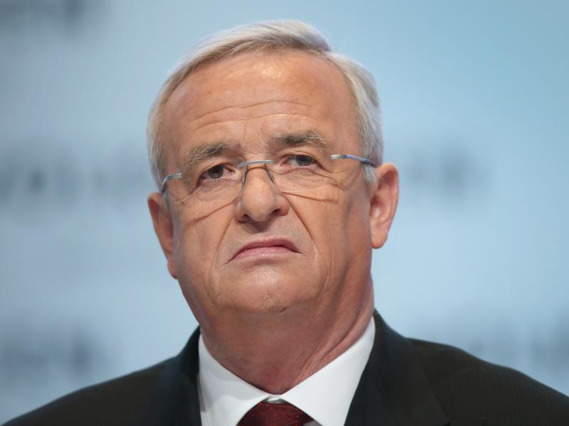 Martin Winterkorn resigned as CEO of Volkswagen last week. He said he had no knowledge of the emissions-duping technology installed on 11 million vehicles worldwide.