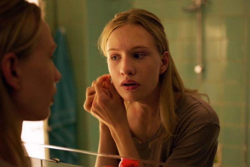 Victor Polste, a young cisgender man, plays the role of a transgender woman in Girl.