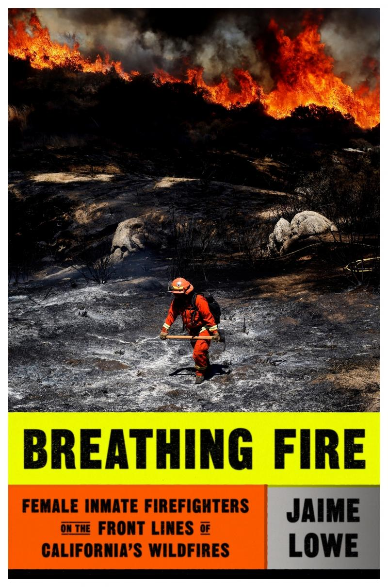 Breathing Fire by Jaime Lowe