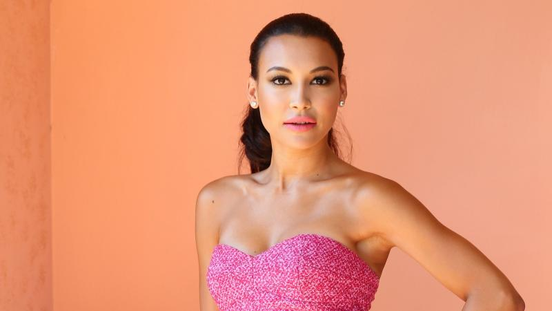 Naya Rivera poses for a portrait at the 2013 Giffoni Film Festival in Giffoni Valle Piana, Italy.