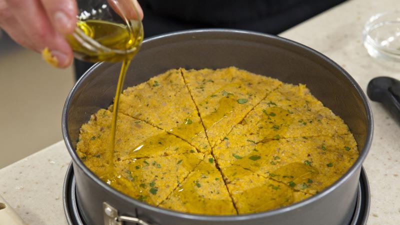 recipe: middle eastern style vegan bake [5]