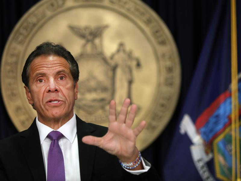 Sexual harassment allegations made against Gov. Andrew Cuomo by two former aides will be examined by independent investigators hired by the New York state attorney general's office.