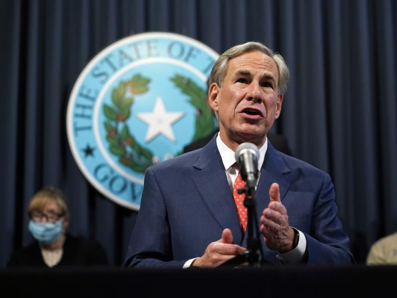 Texas Gov. Greg Abbott announced on Thursday that certain sectors in most of the state can expand their occupancy limits starting Monday. He also said that hospitals in those regions can now resume elective procedures and that eligible long-term care faci