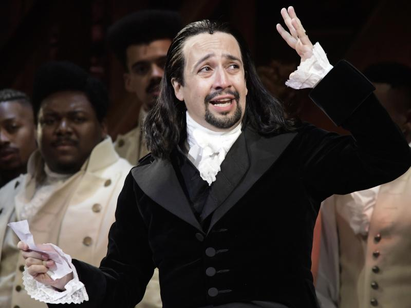 Lin-Manuel Miranda is the composer and creator of the award-winning Broadway musical Hamilton. History's Alexander Hamilton was at the center of the push to create an Electoral College.
