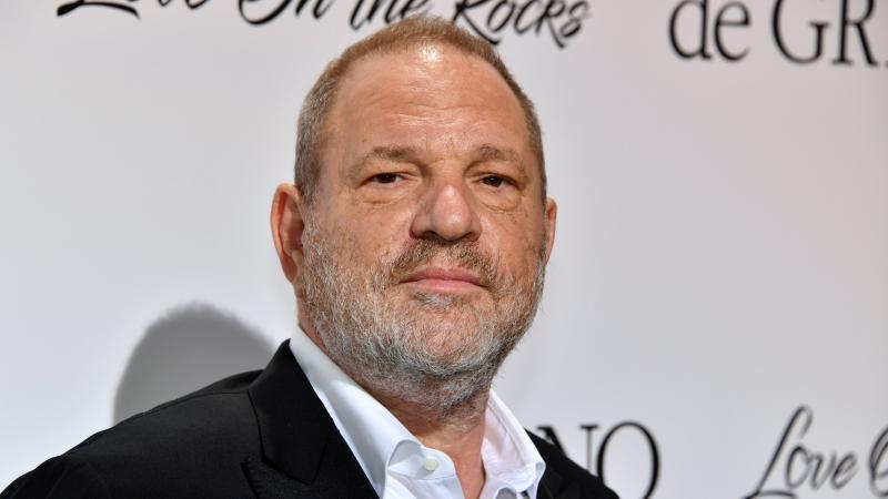 Harvey Weinstein, seen in May 2017 at the Cannes Film Festival.