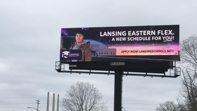 Eastern Flex Academy is an experimental program in Lansing, Mich.