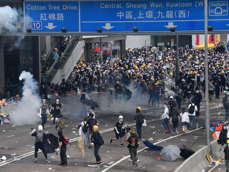 hong kong protest - photo #35