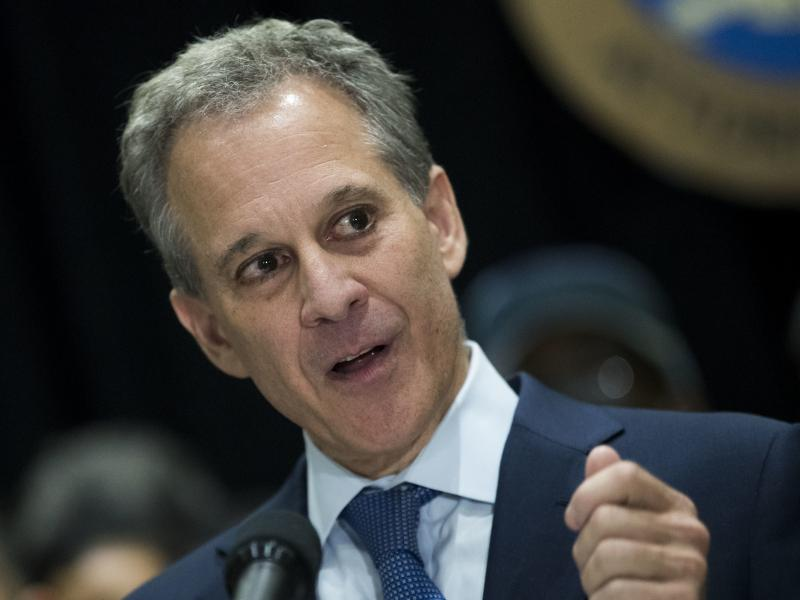 New York Attorney General Eric Schneiderman said Tuesday that the Brooklyn Hospital Center had improperly billed patients for nearly every rape exam the hospital administered in a two-year span.