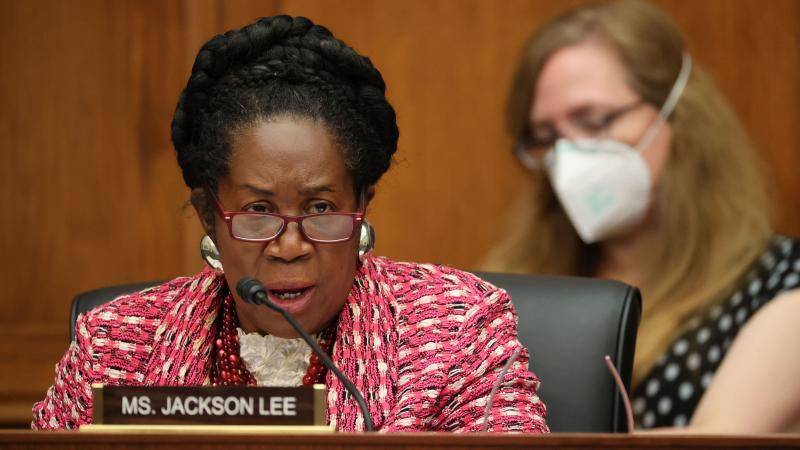 Democratic Texas Rep. Sheila Jackson Lee is the lead sponsor of H.R. 40, a bill that would establish a commission to study reparations for slavery.
