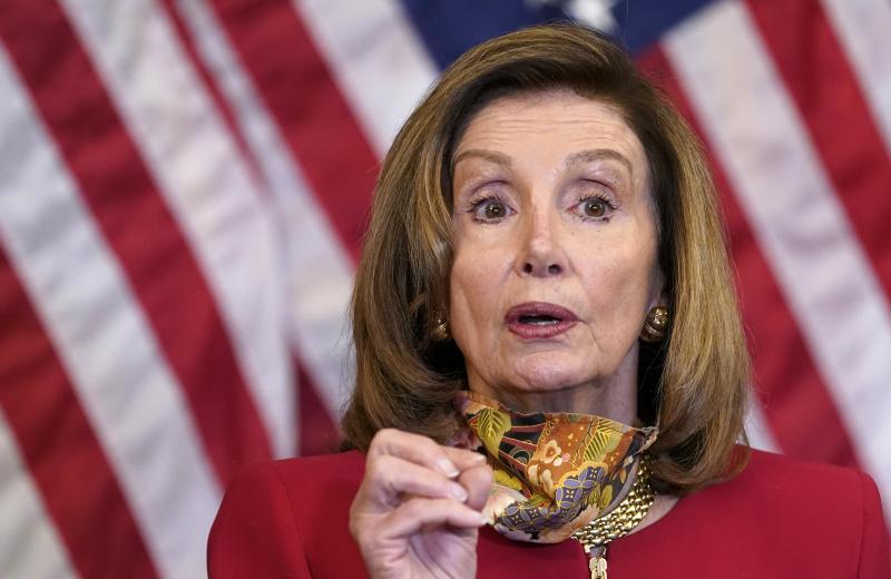 House Speaker Nancy Pelosi, pictured on Sept. 17.