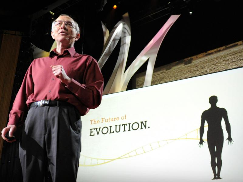 "Medical ethicist Harvey Fineberg says ""neo-evolution"" is on the horizon."