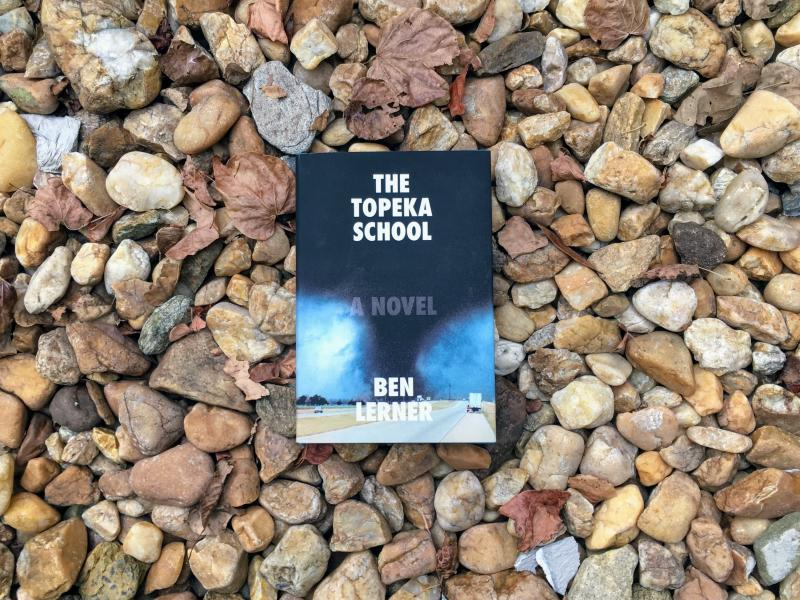 cover of The Topeka School by Ben Lerner