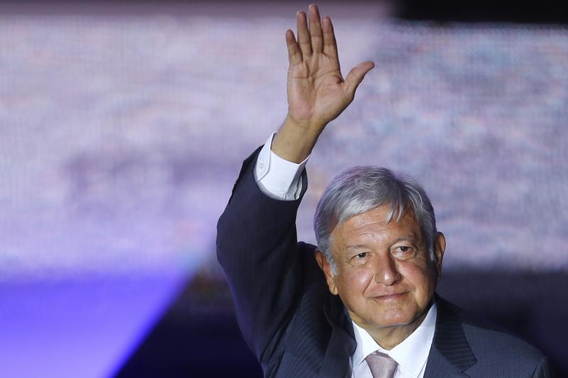 Andrés Manuel López Obrador, a veteran leftist, is running for president once again. Polls put his lead well into the double digits ahead of his nearest rival. Mexico's election is July 1.