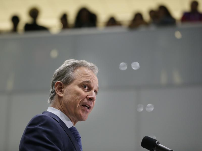 State officials, including New York Attorney General Eric Schneiderman, could play a powerful role, especially if the White House takes steps to thwart the Russia investigation.