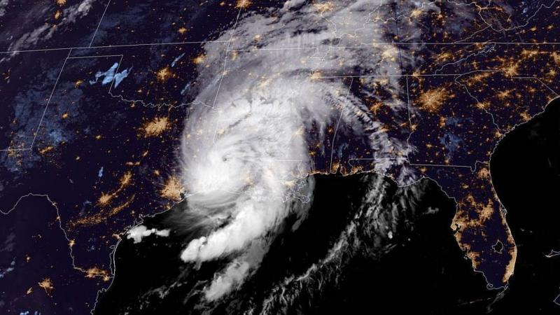 "Hurricane Laura's arrival at the Louisiana coast early Thursday prompted the National Hurricane Center to warn: ""Take action now to protect your life!"